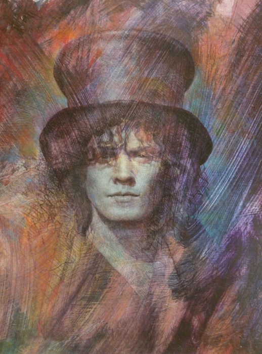 Marc Bolan by Spectrum